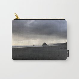 Stormy sunset at Haystack Carry-All Pouch