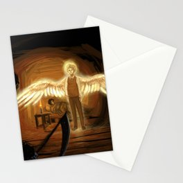 Good Omens: Too Fine a Point Stationery Cards