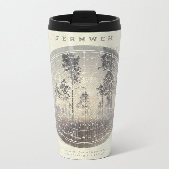 Fernweh Vol 4 Metal Travel Mug