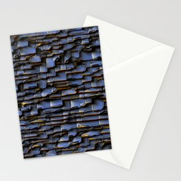 Border Construction Stationery Cards