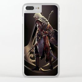 Assassin's Creed Origins Clear iPhone Case