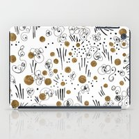 jazz iPad Cases featuring Jazz by Dreamy Me