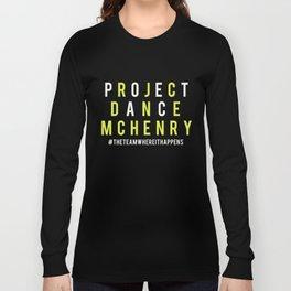 PROJECT DANCE Long Sleeve T-shirt
