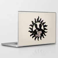 winchester Laptop & iPad Skins featuring Winchester Brothers by MadTee