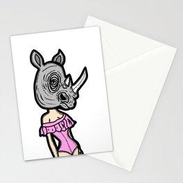 Rhinoplasty Stationery Cards