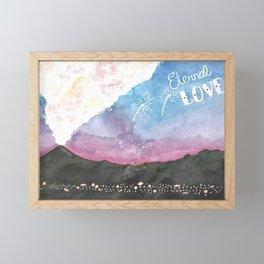 Eternal Love Framed Mini Art Print