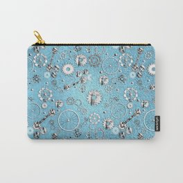 Gears and Wheels Carry-All Pouch