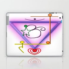 All Chakra Symbol Laptop & iPad Skin