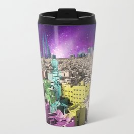 the old, the new, and the wierd Travel Mug