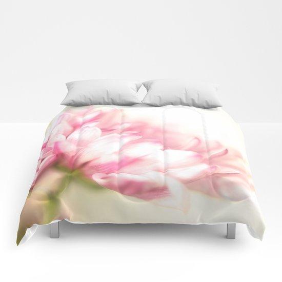 Pink Tones Comforters