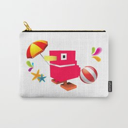 Duck Royale 3D - Game Paused Design Carry-All Pouch