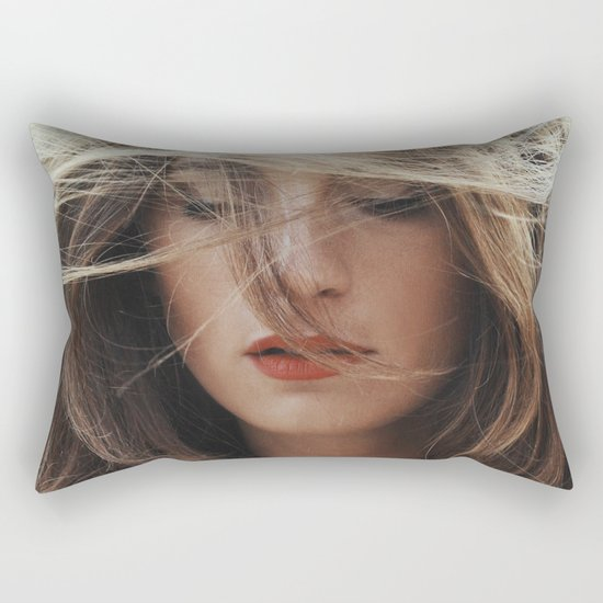 Wind Rectangular Pillow