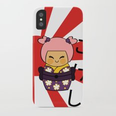 Kokeshi Ayame  Slim Case iPhone X