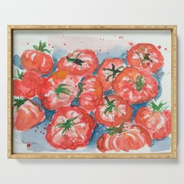 Tomatoes Serving Tray