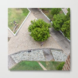 View from the White Tower of Thessaloniki Metal Print