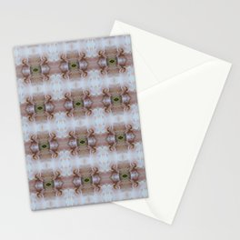Luminescent Peonies Stationery Cards