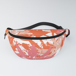 coral flowers Fanny Pack