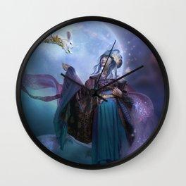 Moon Goddess Chang'e Wall Clock