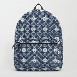 Azulejo Grego Backpack