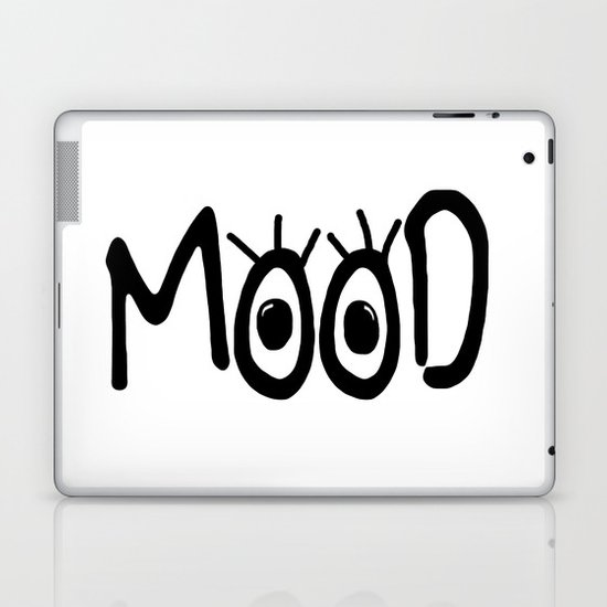 Mood #3 Laptop & iPad Skin