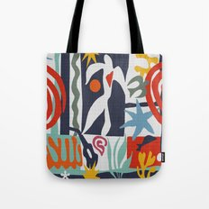 Inspired to Matisse Tote Bag