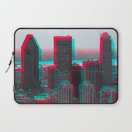 Surreal Montreal #7 Laptop Sleeve
