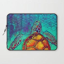 Swim in Eternal Seas Laptop Sleeve
