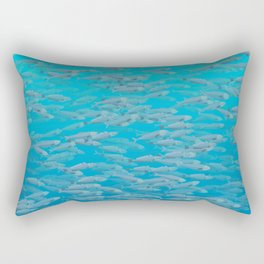 Sardines - Stay in School Rectangular Pillow