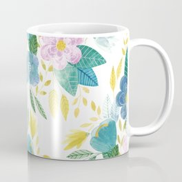 Soft Flowals Coffee Mug