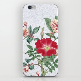 Floral bonanza iPhone Skin