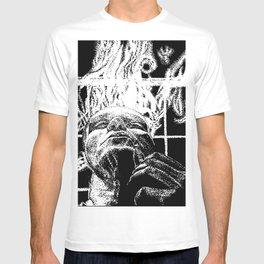 Ink and smoke T-shirt