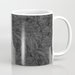 Circular lines pattern Coffee Mug