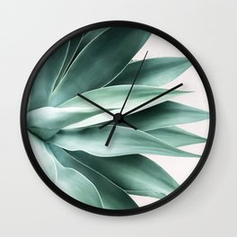 Bursting into life Wall Clock