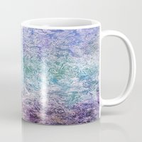 fireflies Mugs featuring Fireflies by Nancy Smith