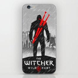 witcher iPhone Skin