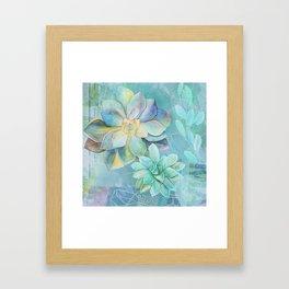 Montrose Molly Garden Framed Art Print