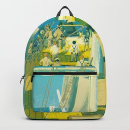 Kazusa Beach Backpack