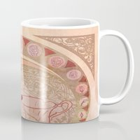 once upon a  time Mugs featuring Once Upon a Time by Morgan Inslee Groombridge