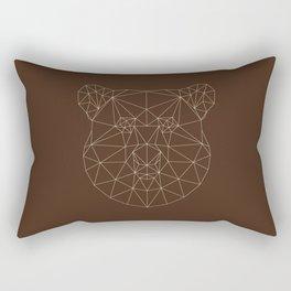 Poly-Bear Rectangular Pillow