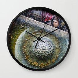 Cosmic Phenomenon Wall Clock
