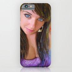 Blue Look iPhone 6s Slim Case