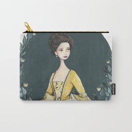 Claire Fraser Carry-All Pouch