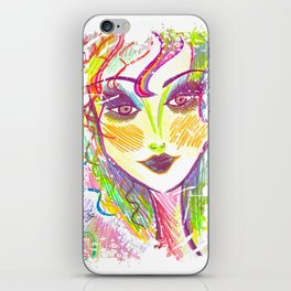 Leave A Little Sparkle Wherever You Go iPhone Skin