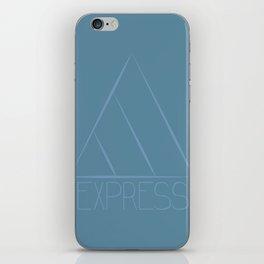 Express iPhone Skin