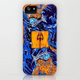Turn the Sea iPhone Case