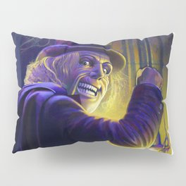 "Lon Chaney from ""London After Midnight"" (1927) Pillow Sham"