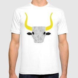 minoan bull T-shirt