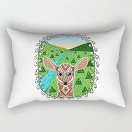 Spirit Doe Rectangular Pillow