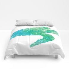Sea Turtle II Comforters
