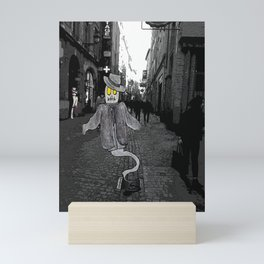 A second Chance from The Sewers Mini Art Print